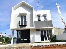 KEREN ABIS! Rumah 2 Lt modern di Cikutra Dago dekat SMA 10 VIEW Kota