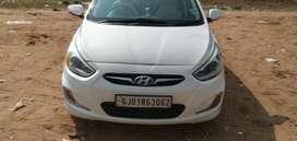 Hyundai Fluidic Verna 1.6 CRDi SX AT, 2014, Diesel