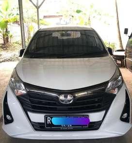 Toyota Calya Type G 1.2  A/T Matic (Model Terbaru) Th 2019 Akhir