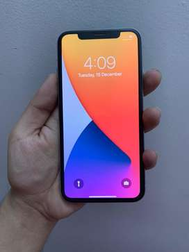 Iphone x 256gb white
