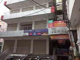 Commercial shop for sale at gulzar houz