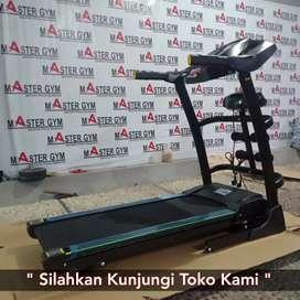 Alat Fitness Treadmill Electrik MG/910 - Kunjungi Toko Kami