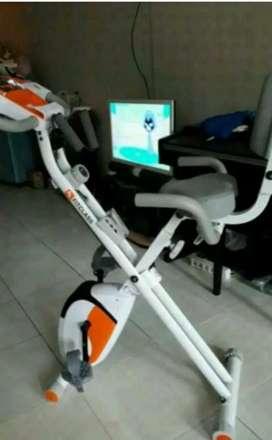 Jual x bike sandaran murah