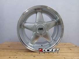 Velg celong ring 16 HSR NIKKO R16X8/9 PCD 8X100/114,3 ET35/25