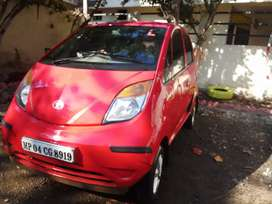 RARE RACING RED NANO ONLY 1  MODEL LIKE THIS