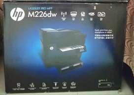 HP Laserjet Pro MFP M226dw Printer (Print, Scan, Copy, Fax, Wireless)