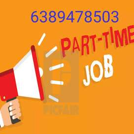 Part time job Ad postings job at your home