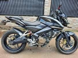 Kawasaki Bajaj NS200 2014