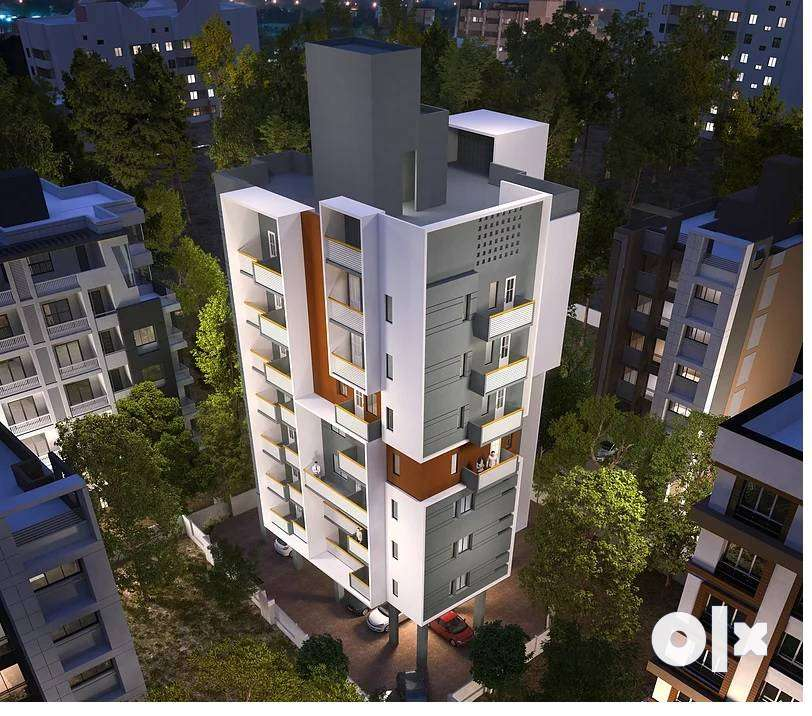 2 BHK Premium Flats in Ashwamedh Abhilasha, Kothrud ₹ 1.17 Cr All Inc. 0