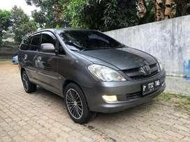 Toyota innova 2008 G AT matic kondisi istimewa