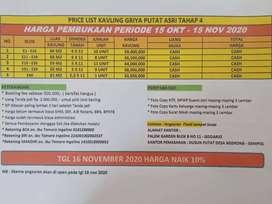 Promo Bln Oktober Griya Putat Asri Gempol Tanah / Rumah Kos / Rumah