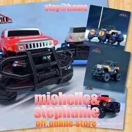 M&S RCMMI24 - 2020 Mobil Remot R/C Mini Car Military Model SUV & JEEP