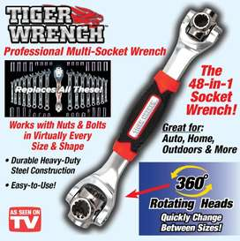 Tiger Rotating Wrench