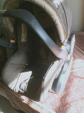 Carry Cort plus car seat imported