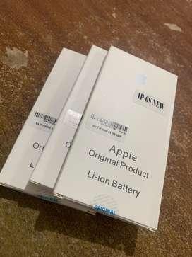 Battery iphone 6s new garansi 3 bulan