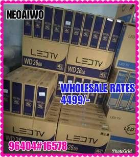 Charming offer Neoaiwo smart pro Ledtvs 3 years warranty