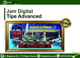 Jual Jam Digital Untuk Masjid Bagi Kawasan Kota medan