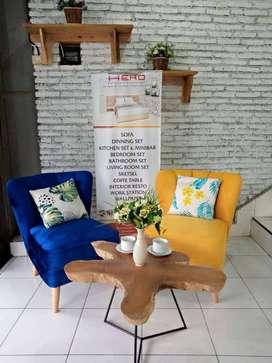 Sofa Wingchair 1 Seater