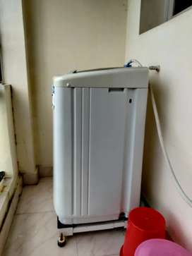 Haier 5.6 kgs, top load