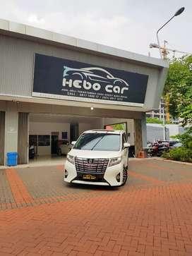 Mobil Toyota Alphard 2.5 G 2015 Transformer All New