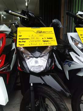 Honda beat fi 2019.  Body ok mulus