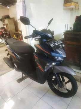 Bali dharma motor jual Yamaha soul GT tahun 2017