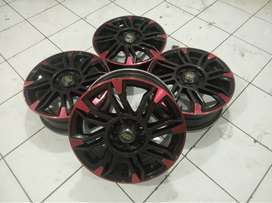 Velg Mobil Racing Sirius R15x6,5 Pcd 4x100-4x114,3