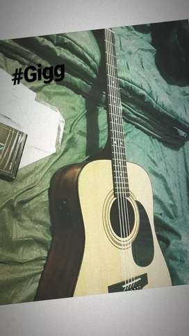 Cort Ad810 Guitar 2 Month Old.
