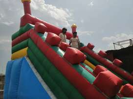 Jumping castle new