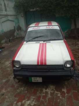 Toyota starlet good condition car for bike price