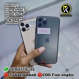 IPHONE 11PRO 64GB, 256GB READY GARANSI 3BULAN