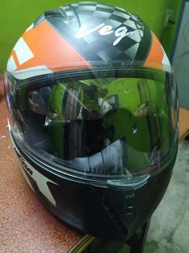 Riding Helmet. 1500/-
