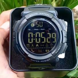 SKMEI 1303 SMART WATCH ORIGINAL waterresist jam tangan malang free cod