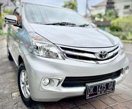[Lulus Inspeksi]Dp 18jt all new toyota avanza G 2013 automatic orisini