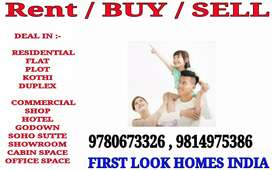 Only For Family 2Bhk Flat 9k To 11000/-