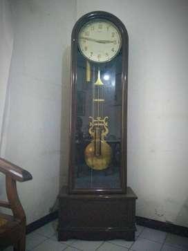 Jual Jam standing antik/kuno JUNGHANS - buatan Jerman