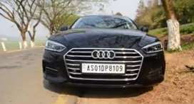 Audi a5 2018 fixed price 86 lakh