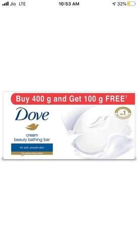 Dove bathing soap