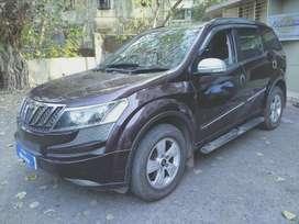 Mahindra XUV500 2011-2015 W8 2WD, 2014, Diesel