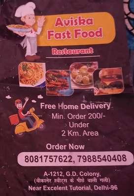 Avishka Fast Food and Restaurant