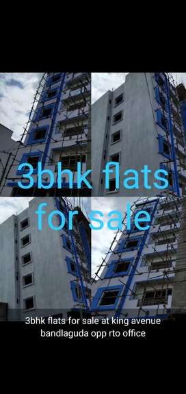 3 BHK Flat for sale at King Avenue