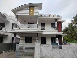 Mannuthy 2000 SqFt ,3bhk villa,Thrissur
