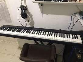 DIJUAL DIGITAL PIANO CASIO CDP - S100