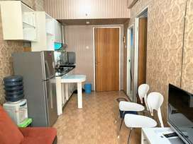 Dijual Murah Apartemen Puncak Permai Tower C lt 11 Full Furnish