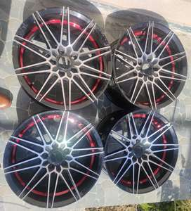 Neo brand new alloy wheels 17×8 inch size