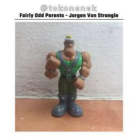Action Figure Fairly Odd Parents Jorgen Von Strangle