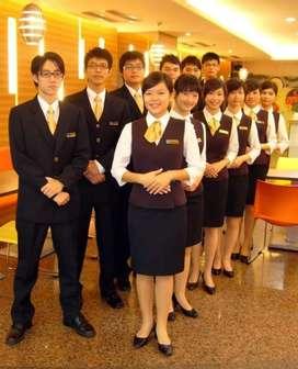 Need Smart Worker Hotels Management Boyz And Girls