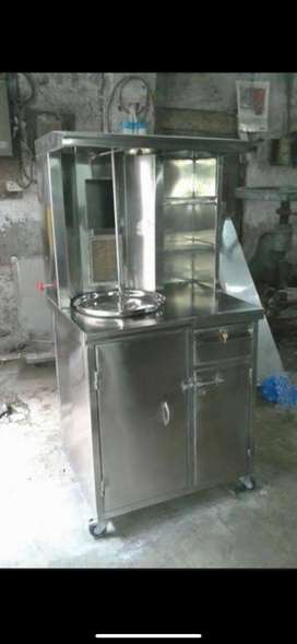 Shwarma machine and Tandoor