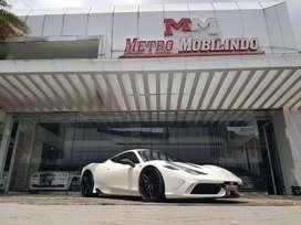 [SaLe} Ferrari 458 Speciale Tahun 2014 km1000 PUTIH