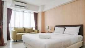 Malang City Point Apartement Tipe Studio Disewakan